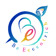 Be Eccentrich Logo - Transparent Background.fw